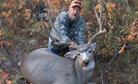 John Carey's Buck 2012