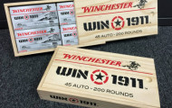 Winchester Announces Win1911 Wooden Collector's Box