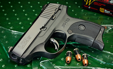 Introduced in July, 2014 as a companion to the double-action only (DAO) LC9, the Ruger LC9s