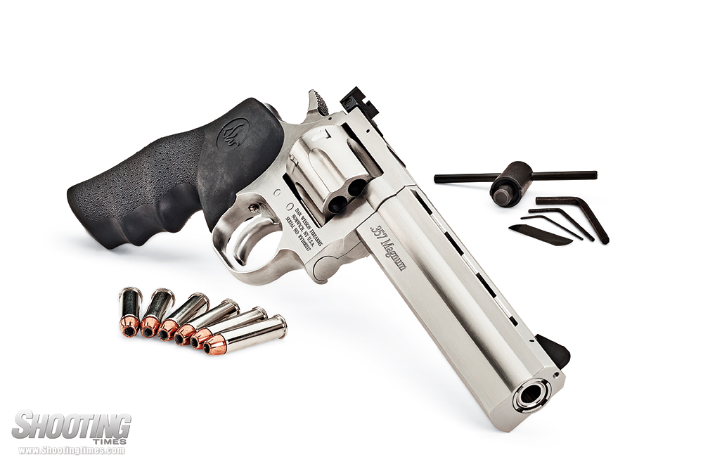 Dan Wesson Model 715 Revolver Review