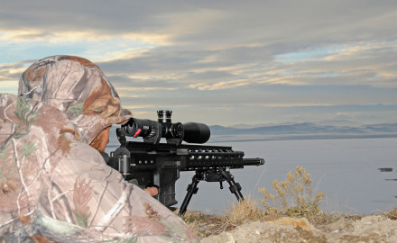 Long-range shooting is one of the biggest trends on today's shooting scene, big enough that it's driving purpose-designed new rifles and riflescope models.