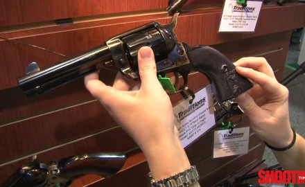 At the 2015 SHOT Show, Traditions Firearms announced it is bringing out three new single-action