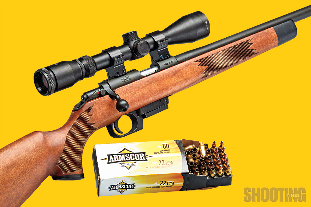 Fast Amp Fun Rock Island Armory 22 Tcm Rifle Review