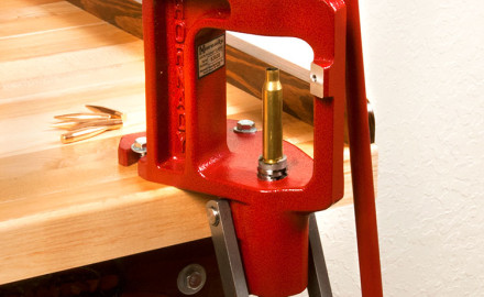 If you are looking for single-stage reloading equipment, look no further than Hornady's Lock-N-Load