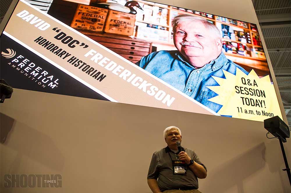 Federal Premium Ammunition Announces Honorary Company Historian