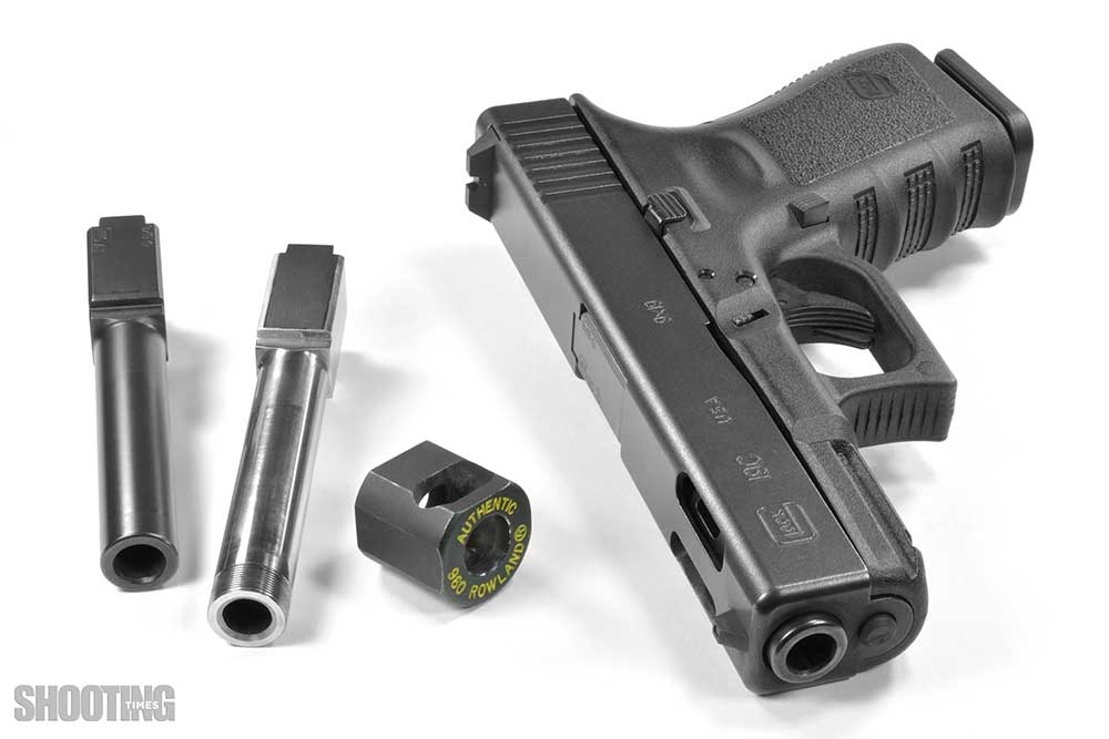 Pistol Recoil Reduction: Ports vs. Compensator