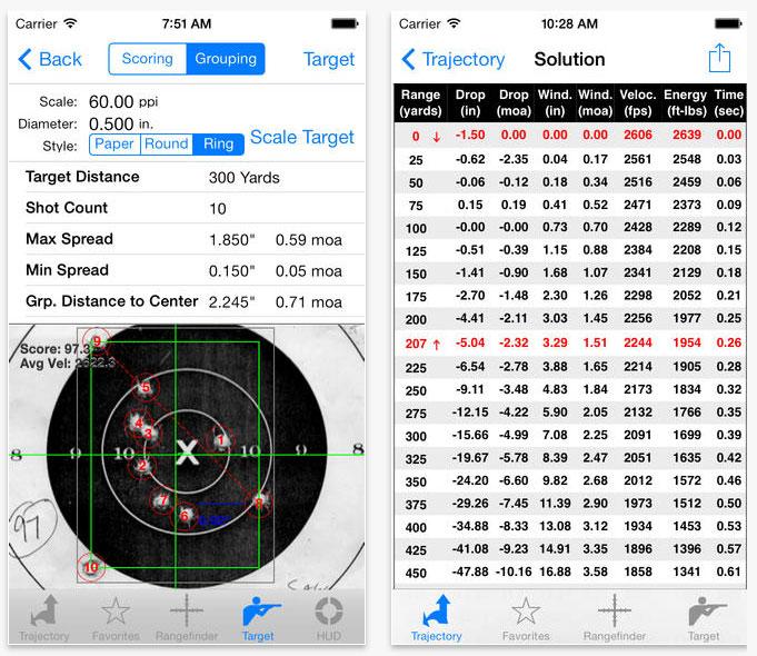 Ballistic-app