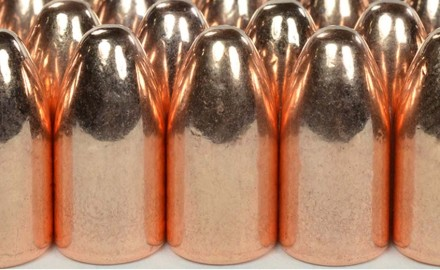 Most people who shoot a 9mm Luger use 115 and 124 grain bullets, since these are the typical