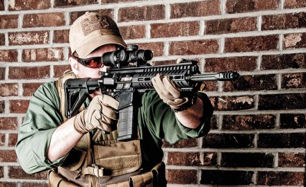 Patriot Ordnance Factory (POF USA) is best known for its outstanding piston-driven AR-type