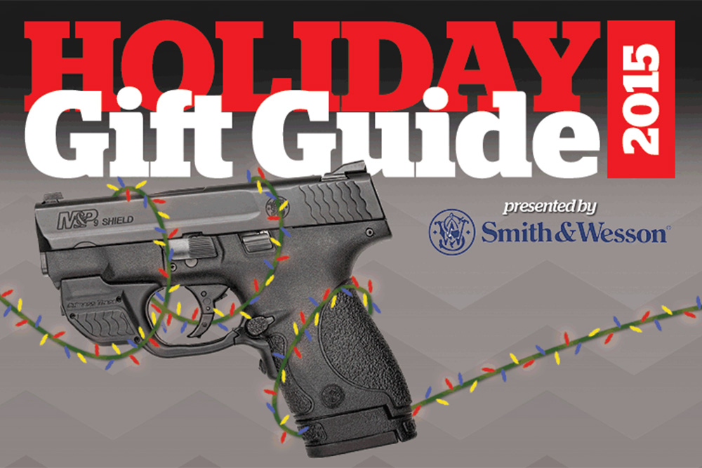 Shooting Times 2015 Holiday Gift Guide