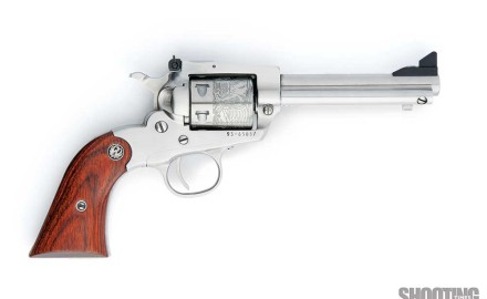 Ruger's little Bearcat has always been my favorite .22 rimfire trail gun. Sized to