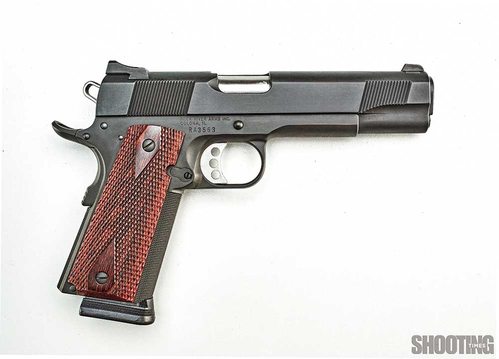 Rock River Arms 1911 Carry Review