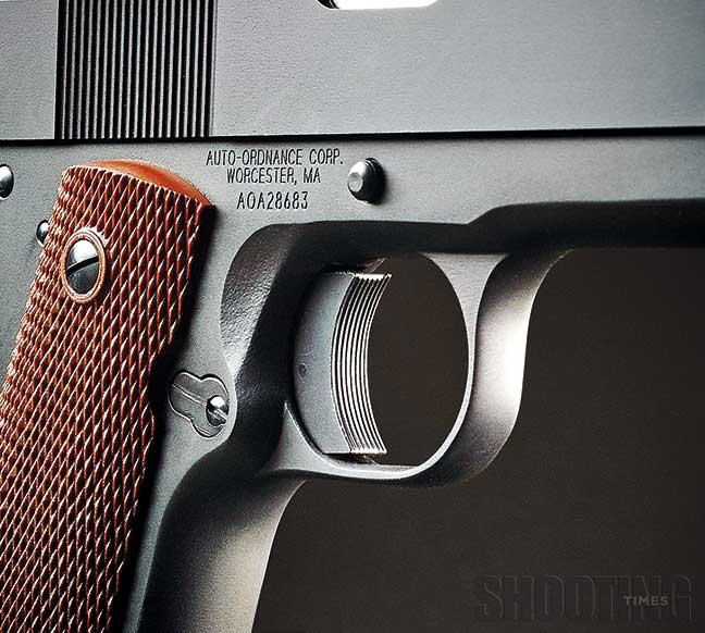 26e32ecbcc07d5 Auto Ordnance 1911 BKO Review - Shooting Times