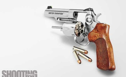 My first double-action .357 Magnum revolver was a Ruger Security-Six. That revolver was as strong