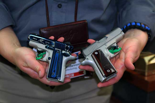 First Look: Kimber Micro 9mm