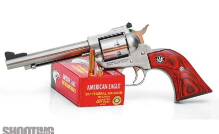 Last year, Ruger produced a run of a special single-action revolver based on the Single-Six