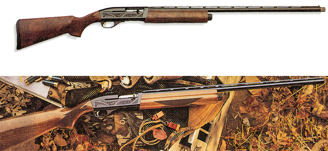 Remington Timeline: 1987 - Remington Model 11-87 Autoloading Shotguns