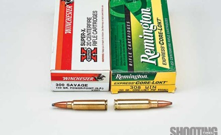 Because the .300 Savage is so similar to the .308 Win., there are many handloading components available, except maybe new brass. IMR 4895 is the most versatile powder, but that simply means Alliant Reloder 15 and Hodgdon Varget are good choices, too.