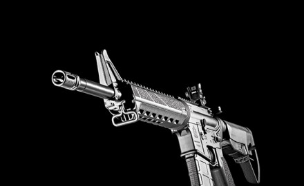 Springfield Armory's first-ever AR, called the SAINT, is a direct-impingement AR with upper and