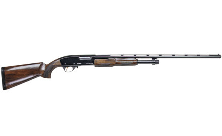 A host of new shotguns was introduced in 2017. Many of these new shotguns are traditional in style,