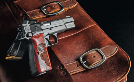 Predating most other high-capacity pistols by as much as half a century, the Browning Hi Power was the original