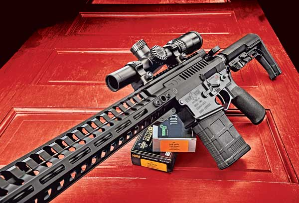 Revolutionary New Ar Offers 7 62 In A Compact Design