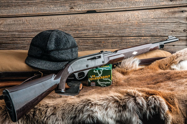 While it began as a cost-saving project, the Nylon 66 became Remington's best-selling rimfire ever, with over a million units sold between 1959 and 1989, when it was discontinued.