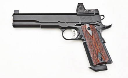This new long-slide 10mm Model 1911 from Ed Brown may be the finest practical-size