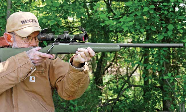 The Ruger American Predator is lightweight, well balanced, and reliable, and it delivers very good accuracy.