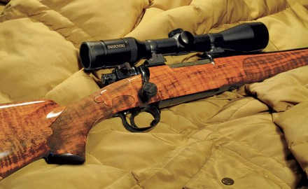 The ideal big-game rifle combines a number of virtues.