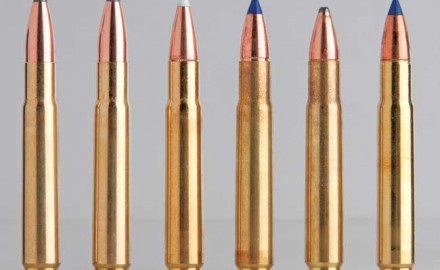 While its ancestry sometimes causes shooters and reloaders to default to .30-06 powders, because of its capacity-to-bore-diameter ratio, propellants engineered for the .308 Winchester are ideal and will eke more performance out of the .35 Whelen.