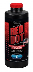Alliant Powder Improved Red Dot