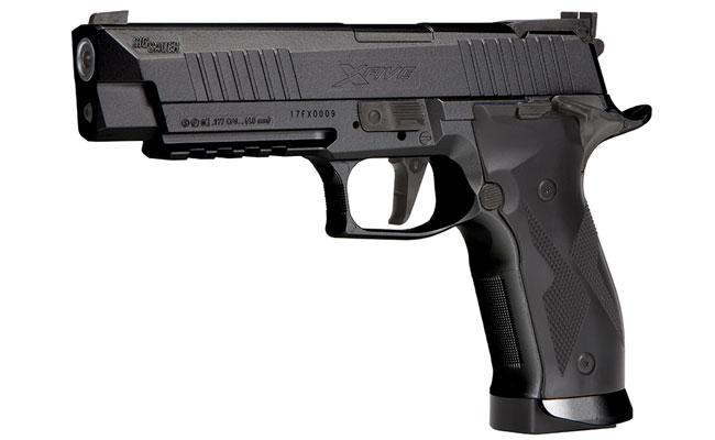 X-Five ASP Black