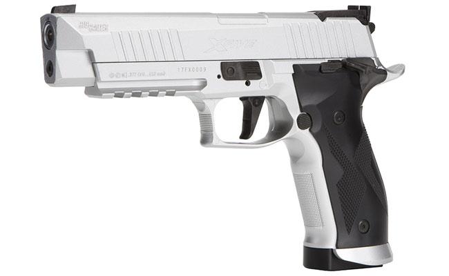 X-Five ASP Silver