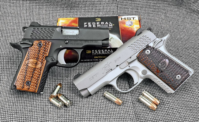 Why You Should Choose A .380 ACP Semiauto For Self-Defense