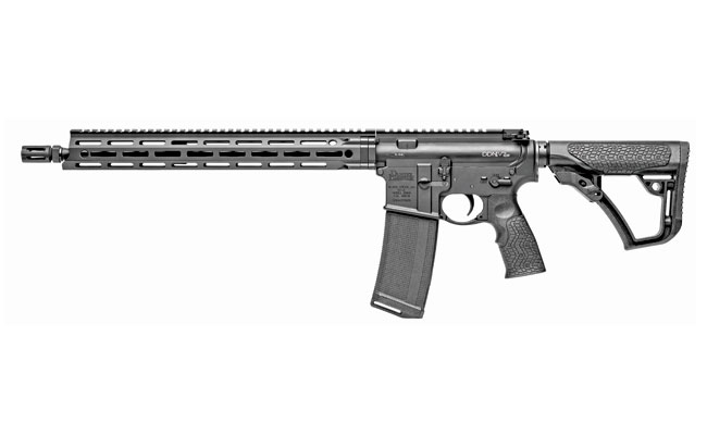 The 5.56mm Daniel Defense DDM4V7 LW carbine is lightweight and comfortable to handle, and our shooting report proved its reliability and accuracy were top-notch.