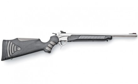 The break-action Thompson/Center Encore Katahdin Pro Hunter Carbine in .45-70 is a potent, portable tool that's made for hunting dangerous game.