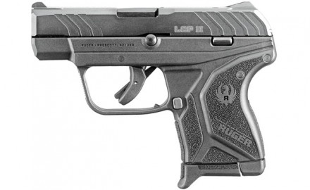 With the new LCP II, Ruger has improved the design, adding features that enhance performance.