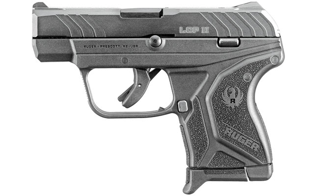Review: Ruger LCP II .380