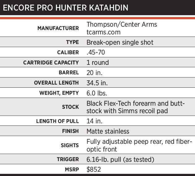 Encore-Pro-Hunter-Katahdin-Specs