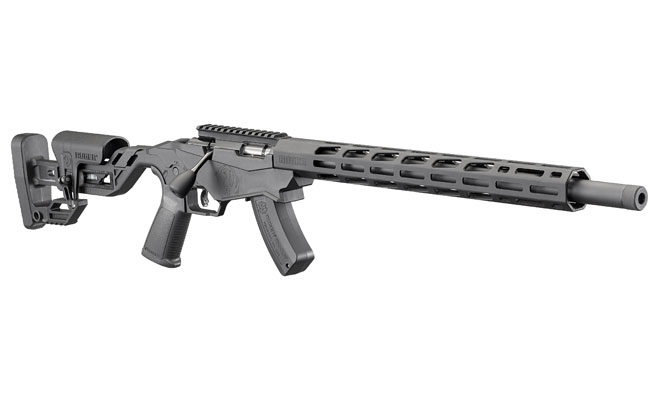 Ruger American Precision Rimfire Rifle