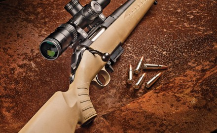 The Ruger American Rifle Ranch Model bolt action is now chambered in the iconic 7.62x39mm Russian.