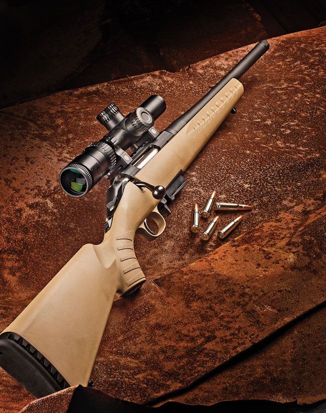 Review: Ruger American Rifle Ranch Model in 7.62x39mm