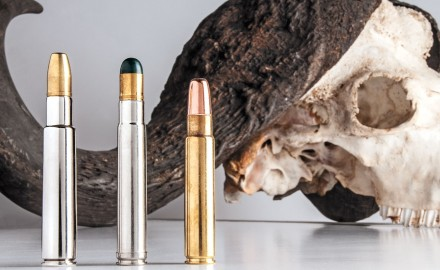 The various .416-bore cartridges offer an ideal balance of performance on dangerous game.