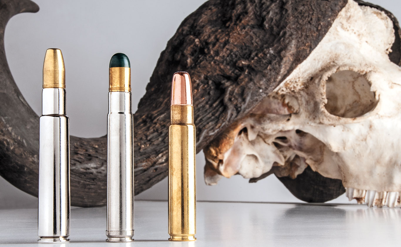 Best-In-Class .416 Dangerous-Game Cartridges