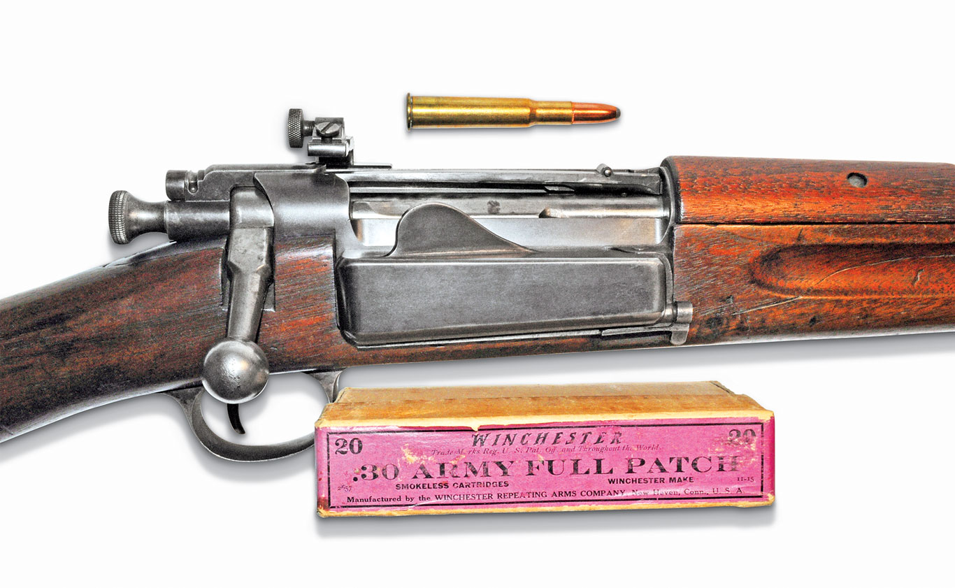 America's First .30-Caliber Service Cartridge