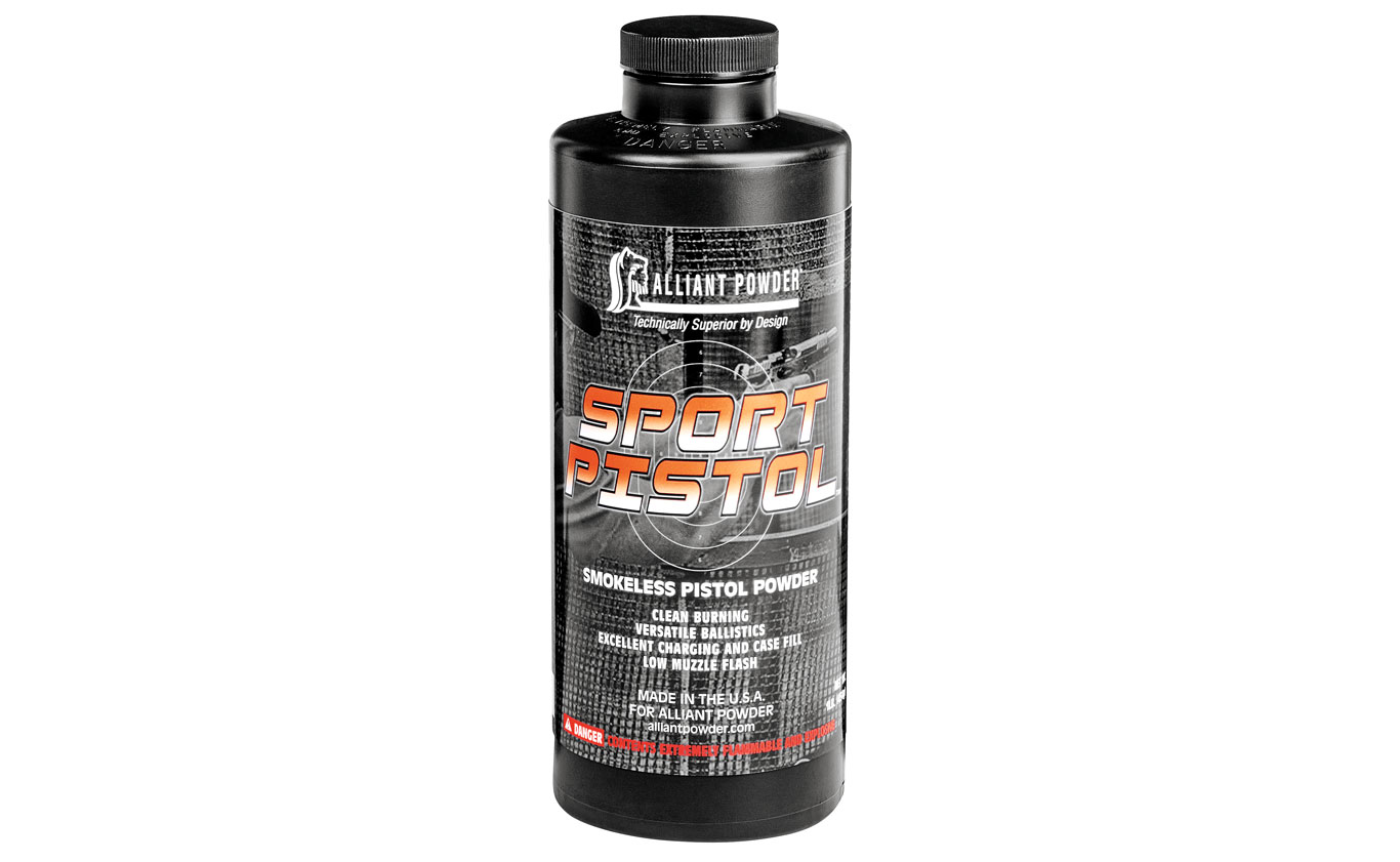 Alliant Sport Pistol Powder
