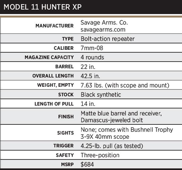 Model11HunterSpecs