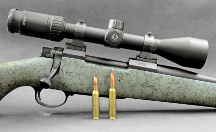 The 7mm-08 is a great little cartridge. It delivers excellent accuracy and generates all the power most hunters need.