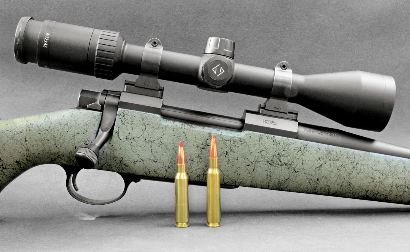 Remington 7mm-08 - A Great Little Cartridge